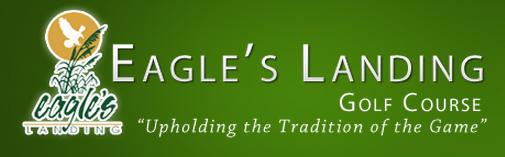 Eagles Landing Golf Course logo