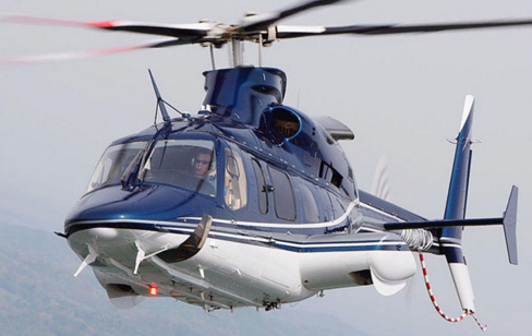 Grandview Aviation charter helicopter