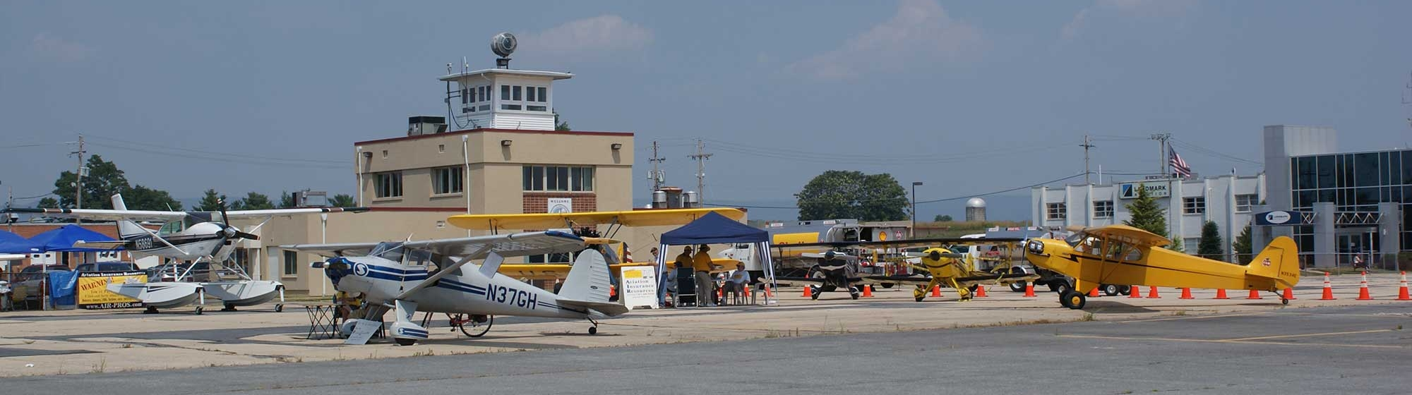 Frederick Airport