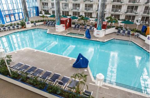 Royale Princess Hotel Pool